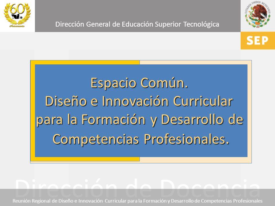 Diseño e Innovación Curricular para la Formación y Desarrollo de