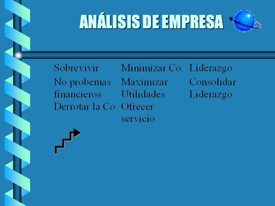 ANÁLISIS DE EMPRESA