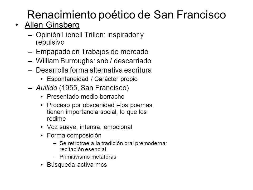 Renacimiento poético de San Francisco