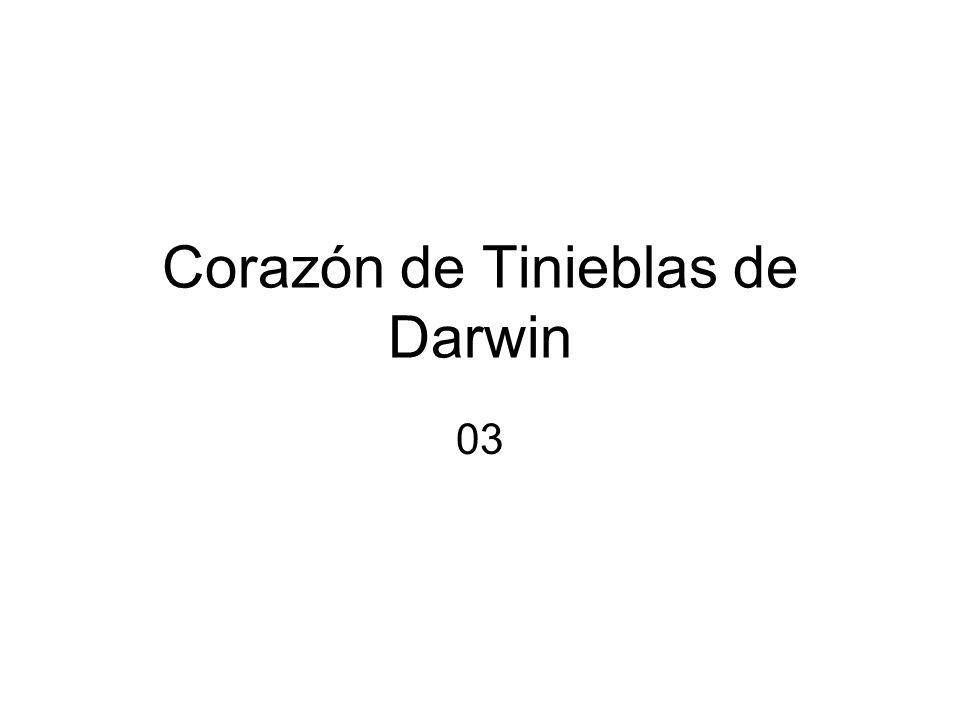 Corazón de Tinieblas de Darwin