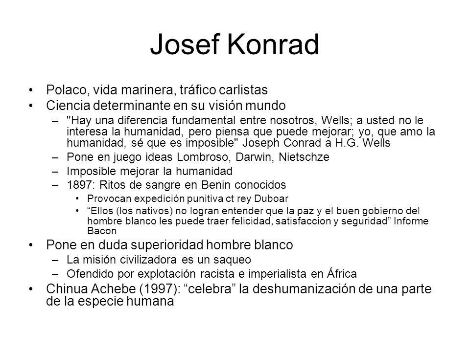 Josef Konrad Polaco, vida marinera, tráfico carlistas