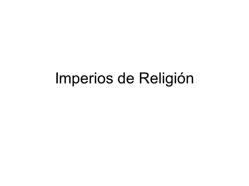 Imperios de Religión
