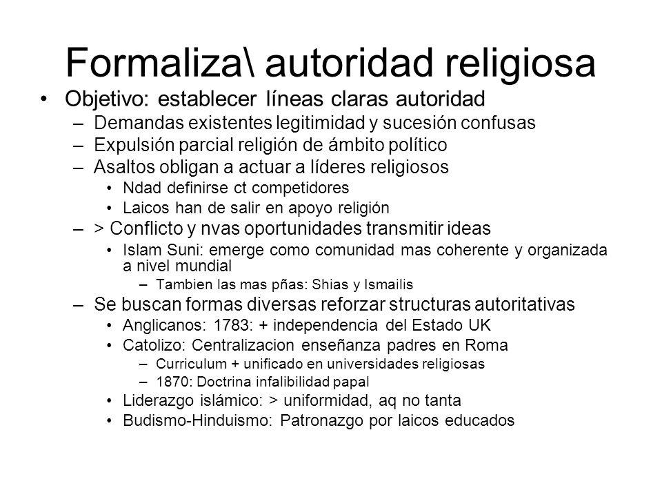 Formaliza\ autoridad religiosa