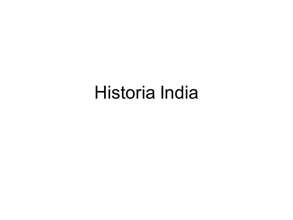 Historia India