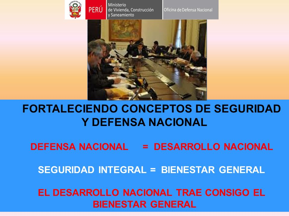 Oficina de defensa nacional ppt video online descargar for Oficina nacional de seguridad