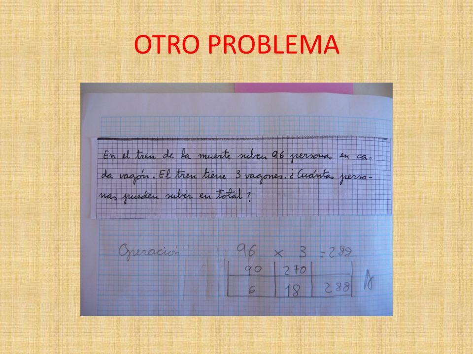 OTRO PROBLEMA