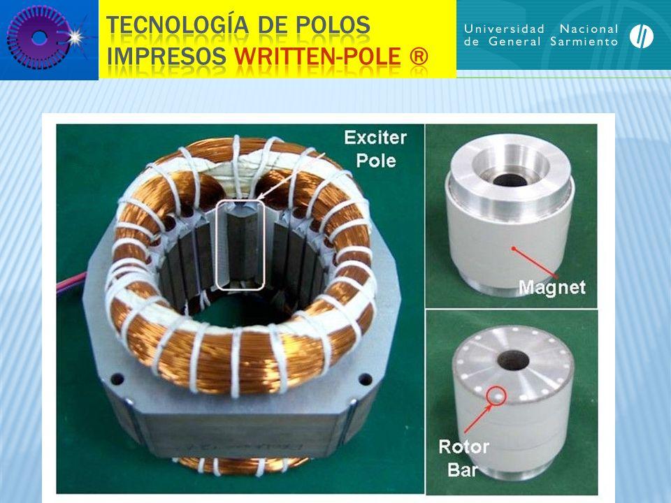 TECNOLOGÍA DE POLOS IMPRESOS WRITTEN-POLE ®