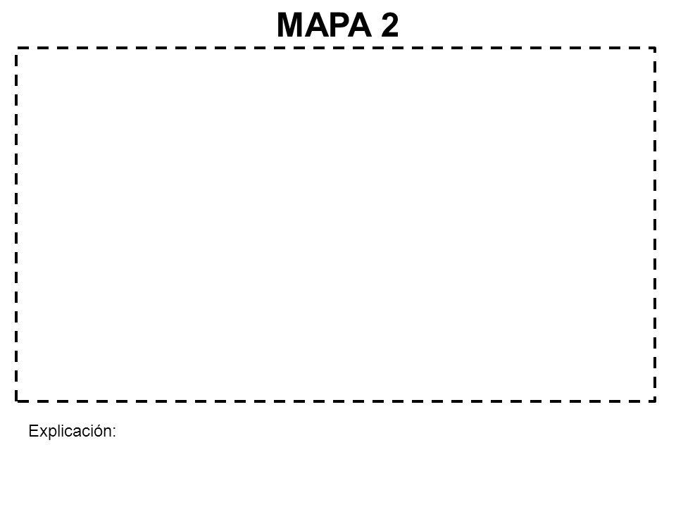 MAPA 2 Explicación: