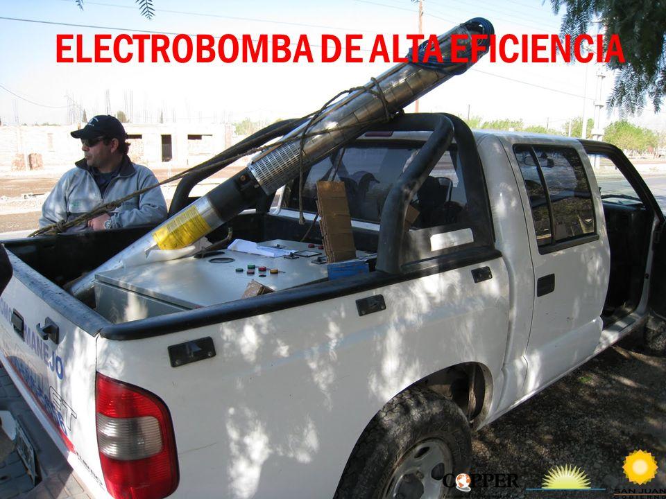 ELECTROBOMBA DE ALTA EFICIENCIA