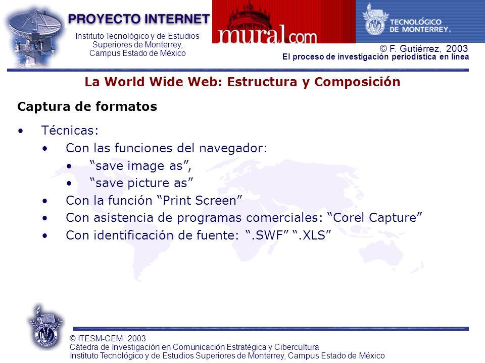 La World Wide Web: Estructura y Composición
