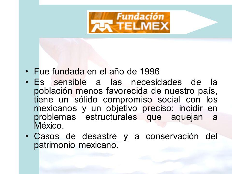 Fue fundada en el año de 1996
