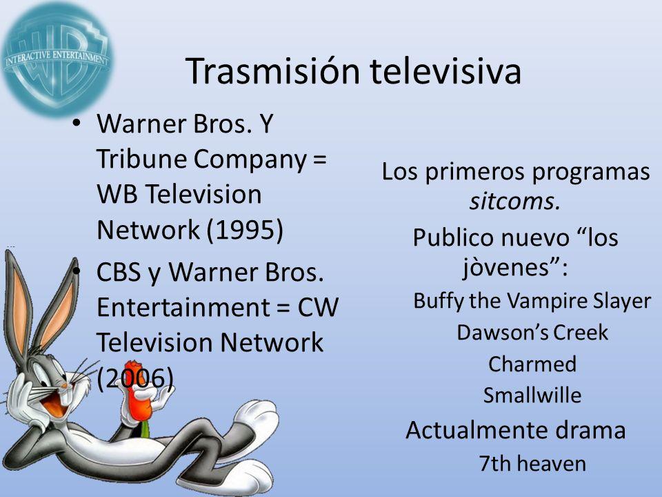 Trasmisión televisiva