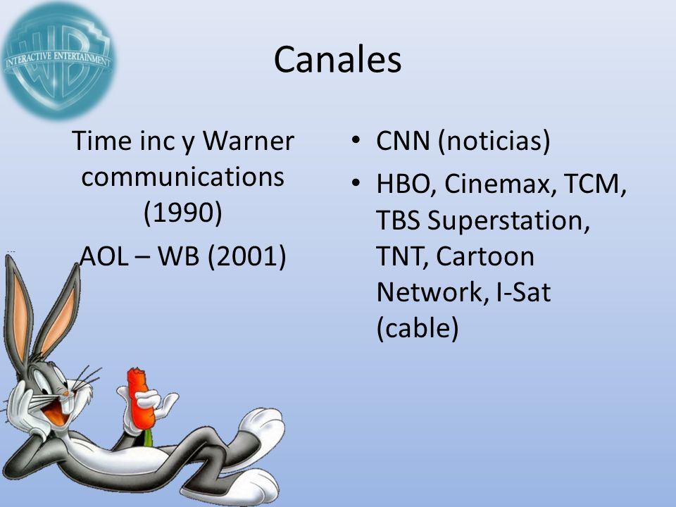Time inc y Warner communications (1990)