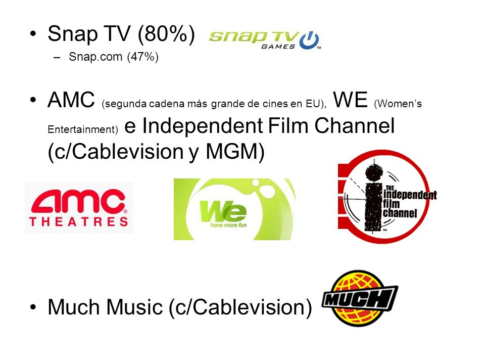 Much Music (c/Cablevision)