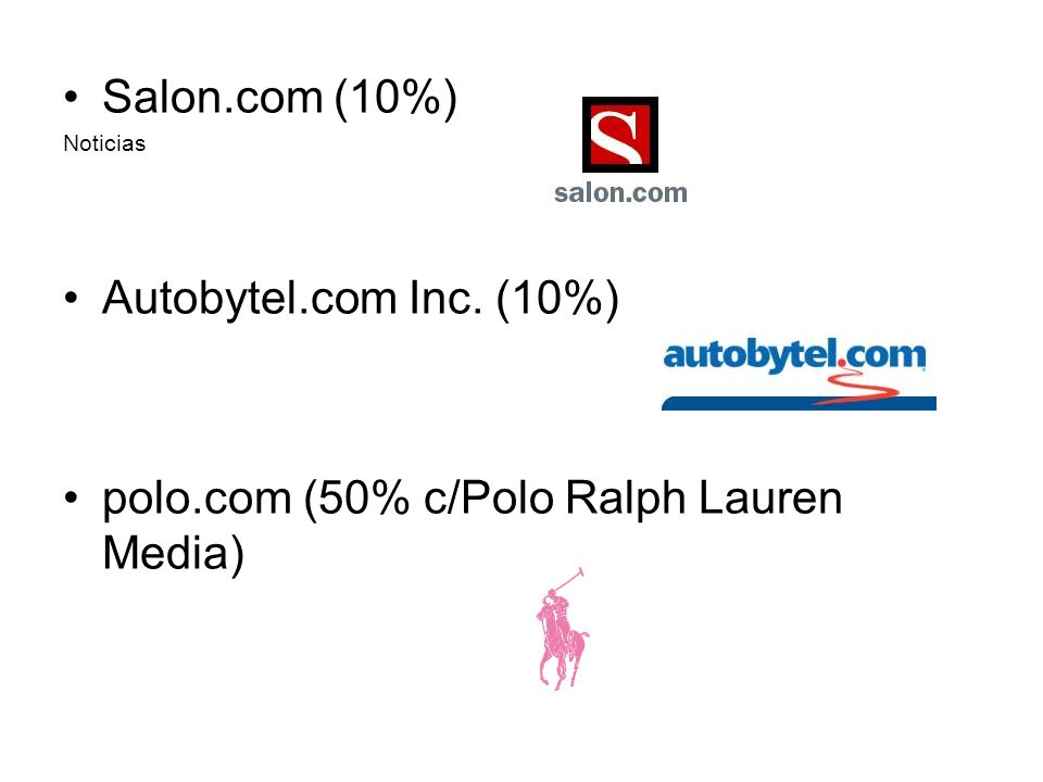 polo.com (50% c/Polo Ralph Lauren Media)