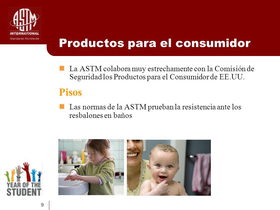 Productos para el consumidor