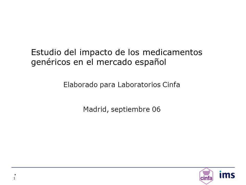 Elaborado para Laboratorios Cinfa Madrid, septiembre 06