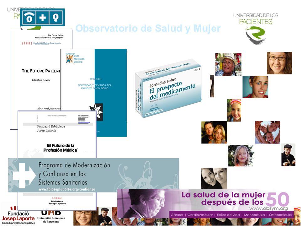 Observatorio de Salud y Mujer