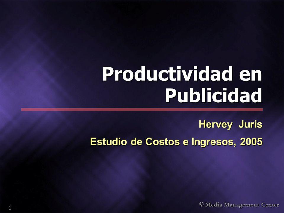 Productividad en Publicidad