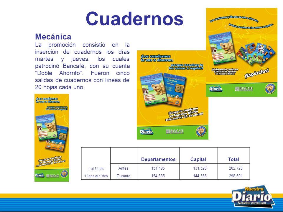 Cuadernos Mecánica.