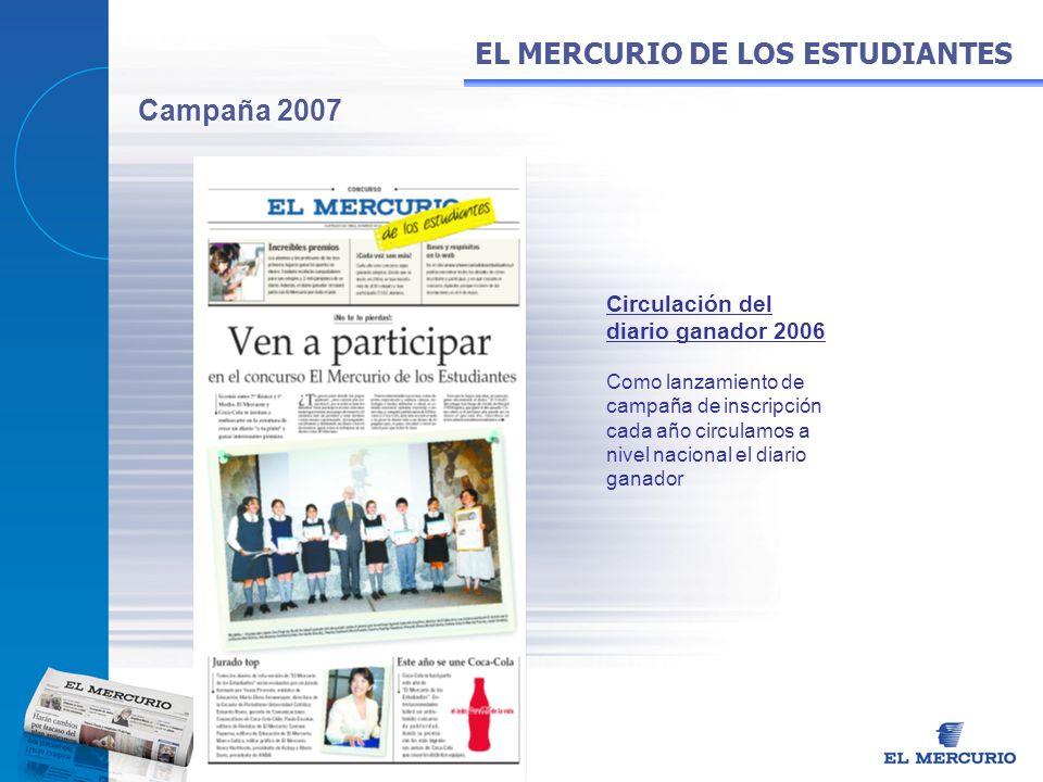 EL MERCURIO DE LOS ESTUDIANTES