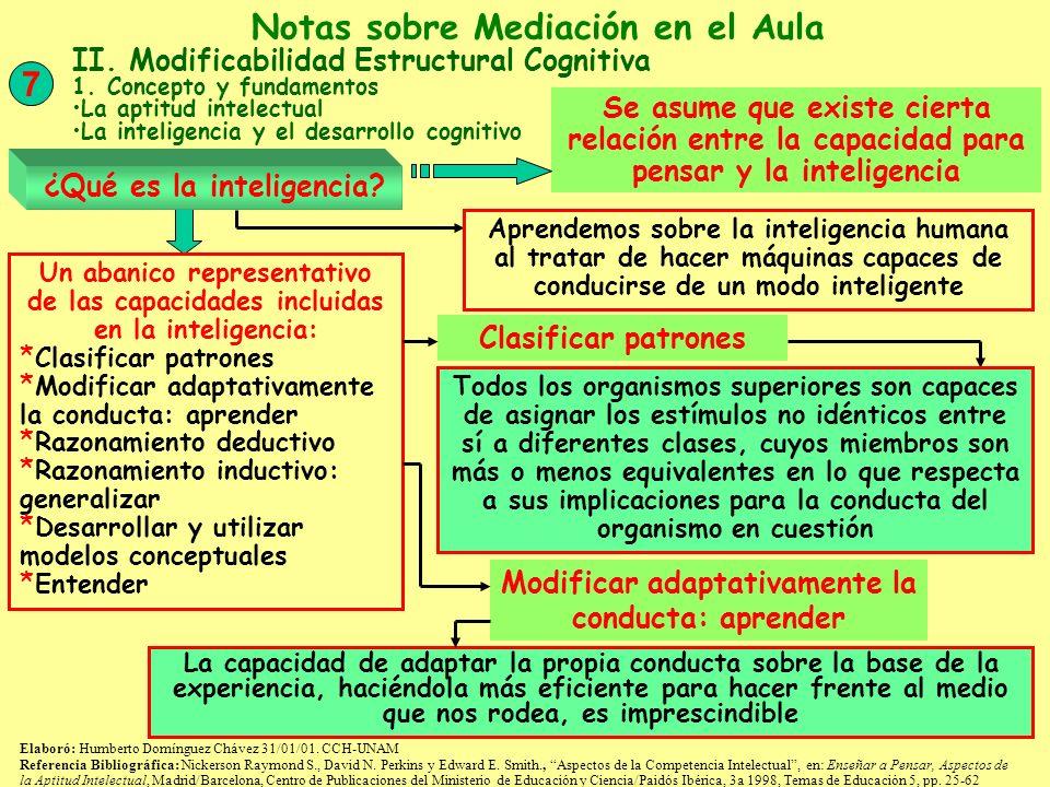 Notas sobre Mediación en el Aula
