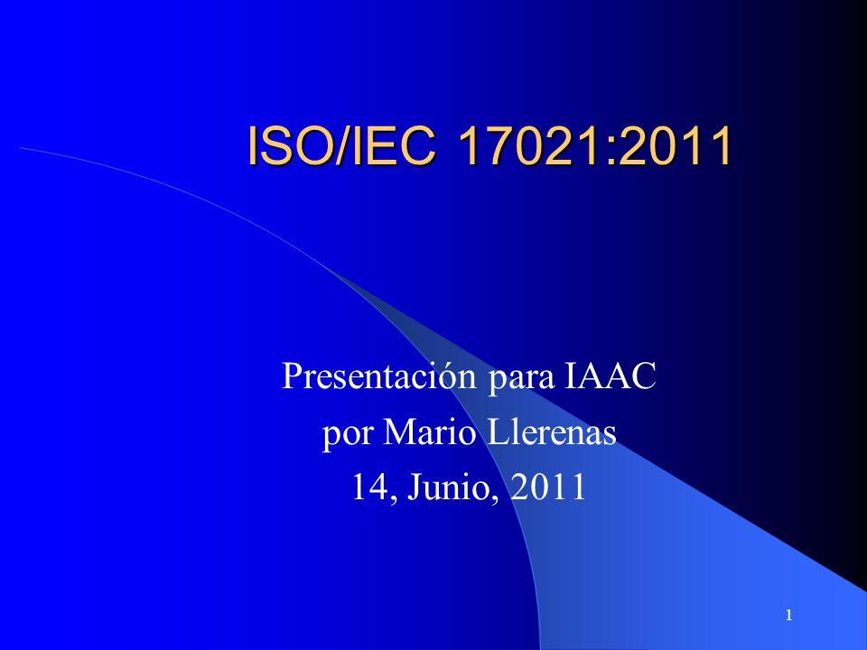 Presentación para IAAC por Mario Llerenas 14, Junio, 2011