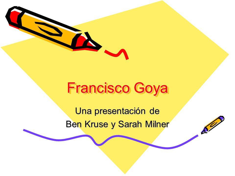 Una presentación de Ben Kruse y Sarah Milner