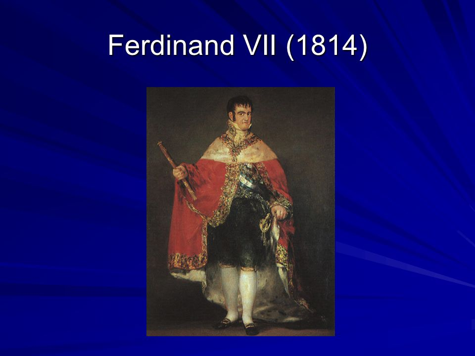 Ferdinand VII (1814)