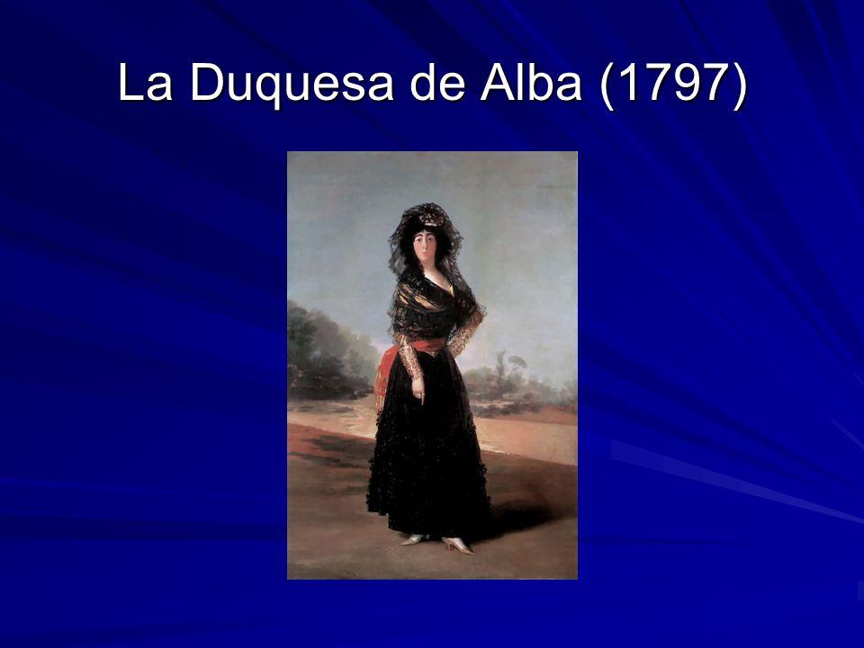 La Duquesa de Alba (1797)