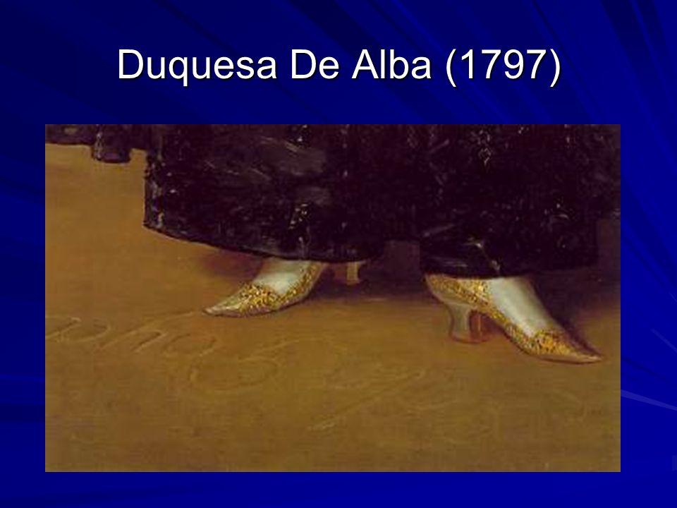 Duquesa De Alba (1797)
