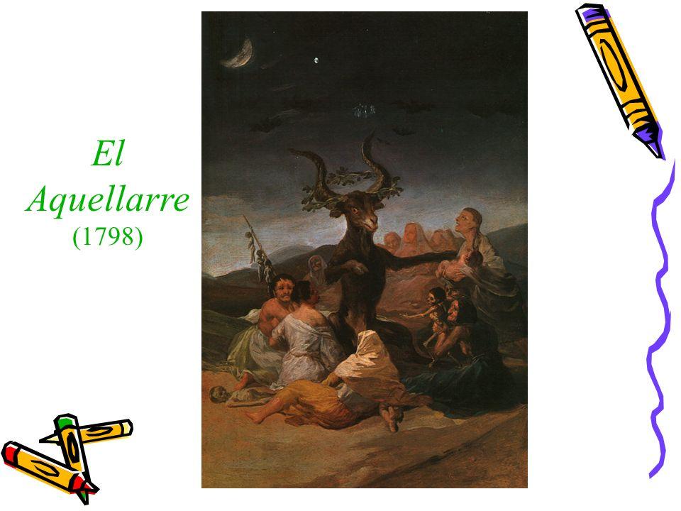 El Aquellarre (1798)