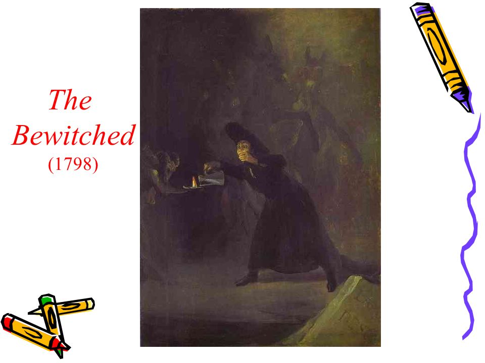 The Bewitched (1798)