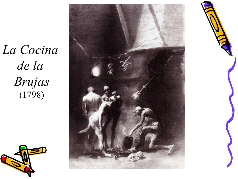 La Cocina de la Brujas (1798)
