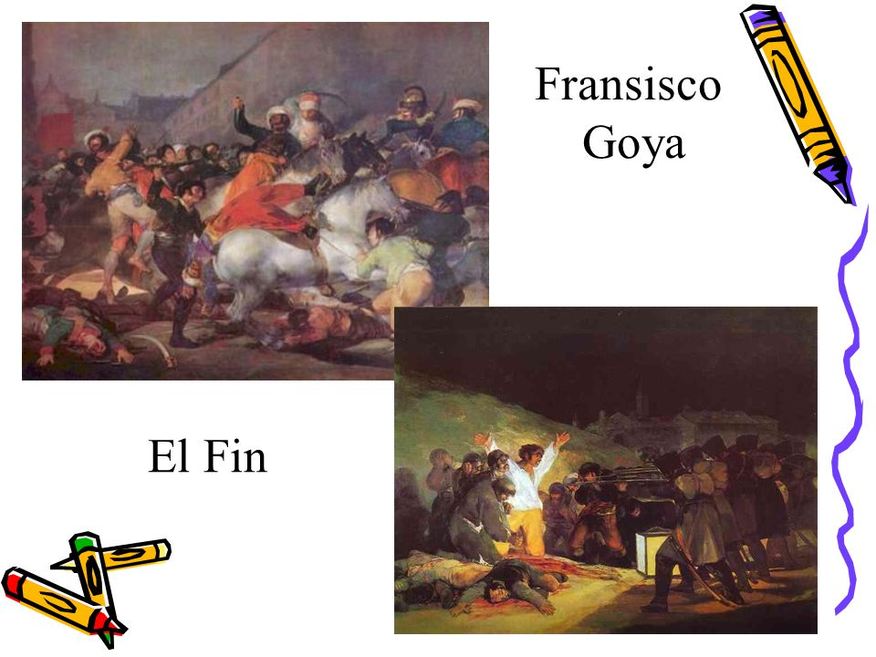 Fransisco Goya El Fin