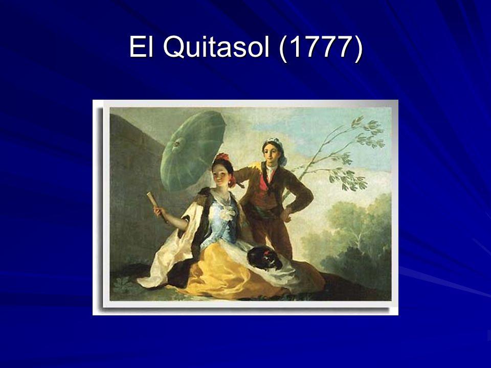 El Quitasol (1777)