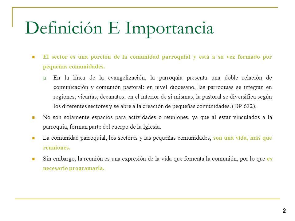 Definición E Importancia