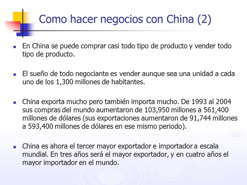 Como hacer negocios con China (2)
