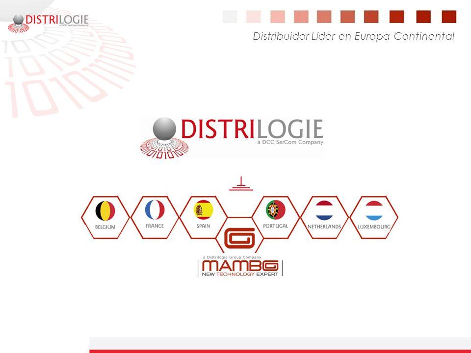 Distribuidor Líder en Europa Continental