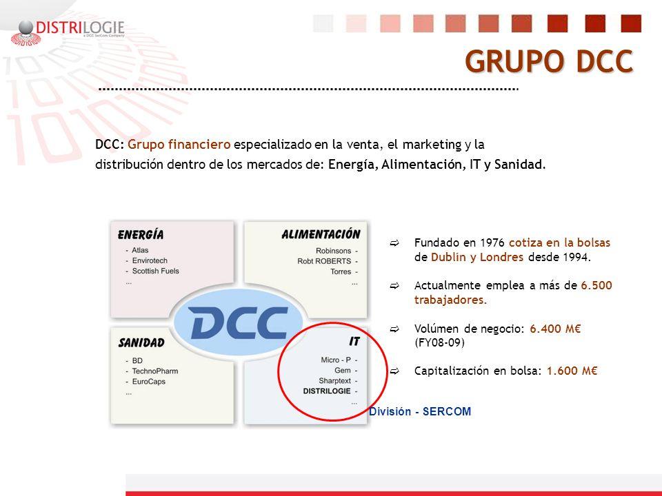GRUPO DCC