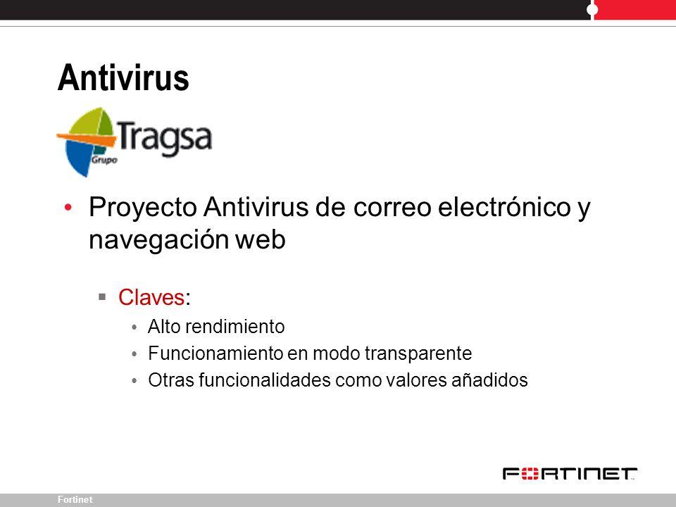 Antivirus Proyecto Antivirus de correo electrónico y navegación web