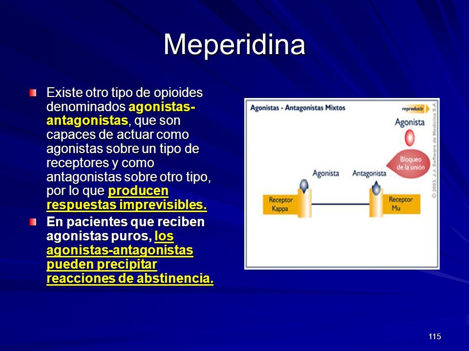 Meperidina