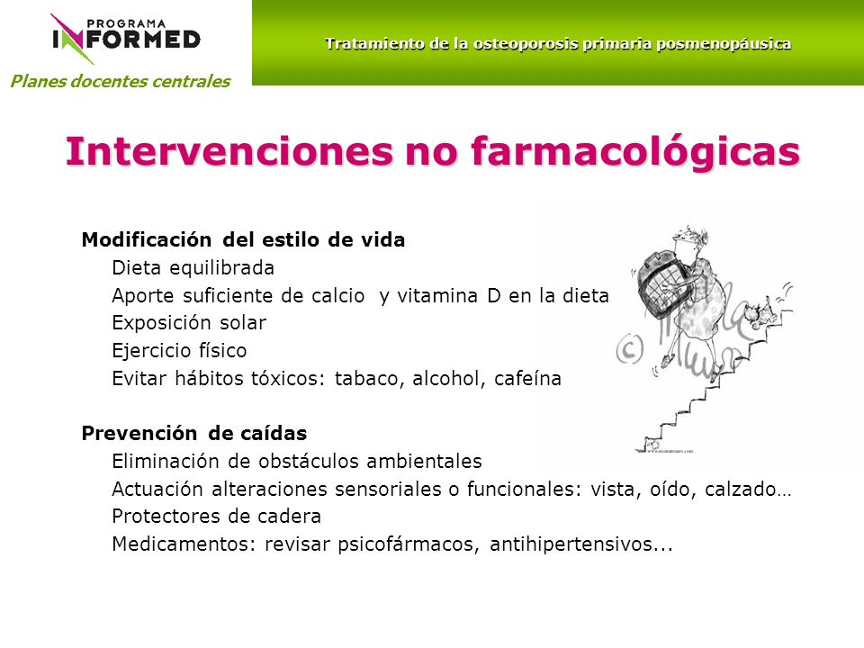 Intervenciones no farmacológicas