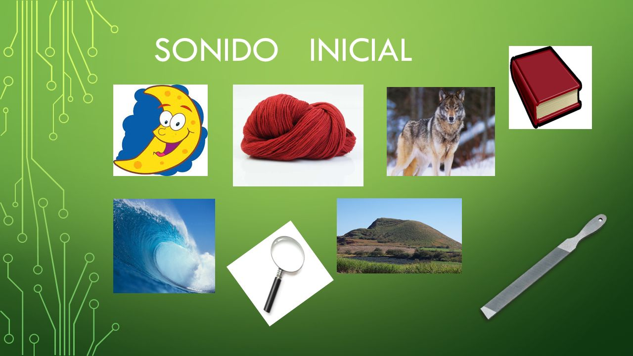 SONIDO INICIAL
