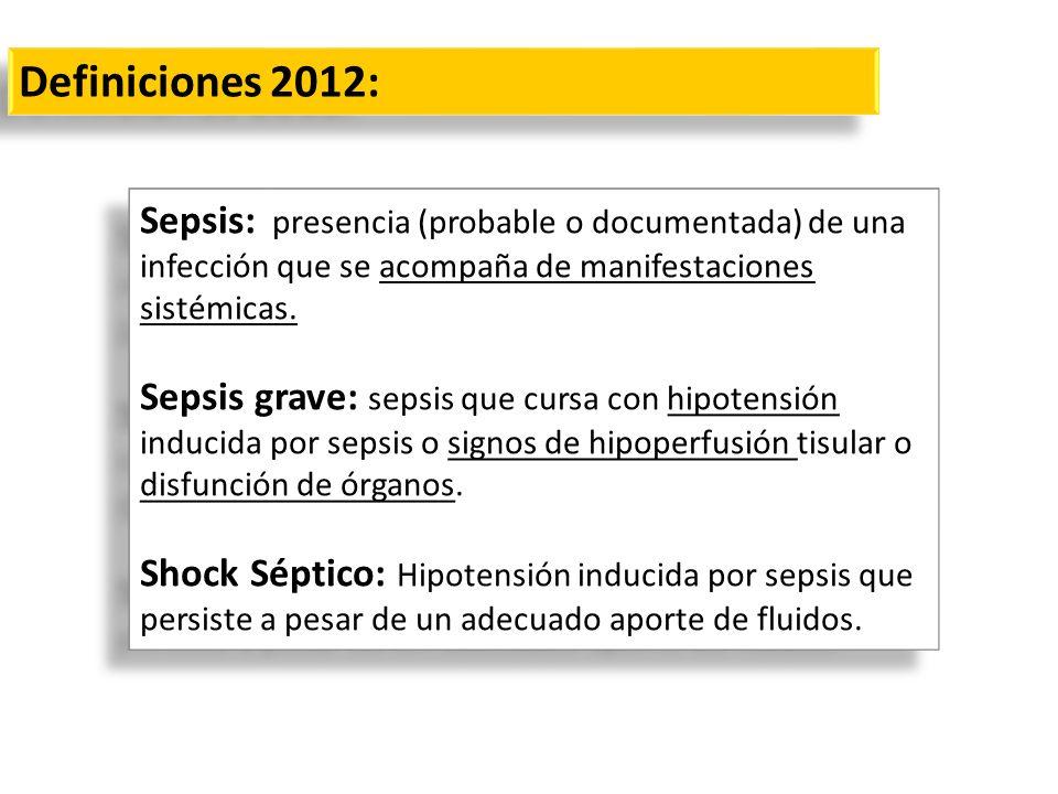 SEPSIS: Fisiopatología, Mediadores, Diagnóstico y