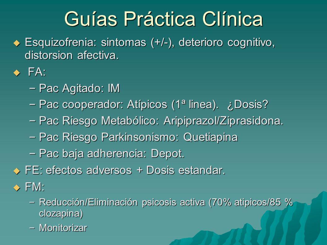 Guías Práctica Clínica