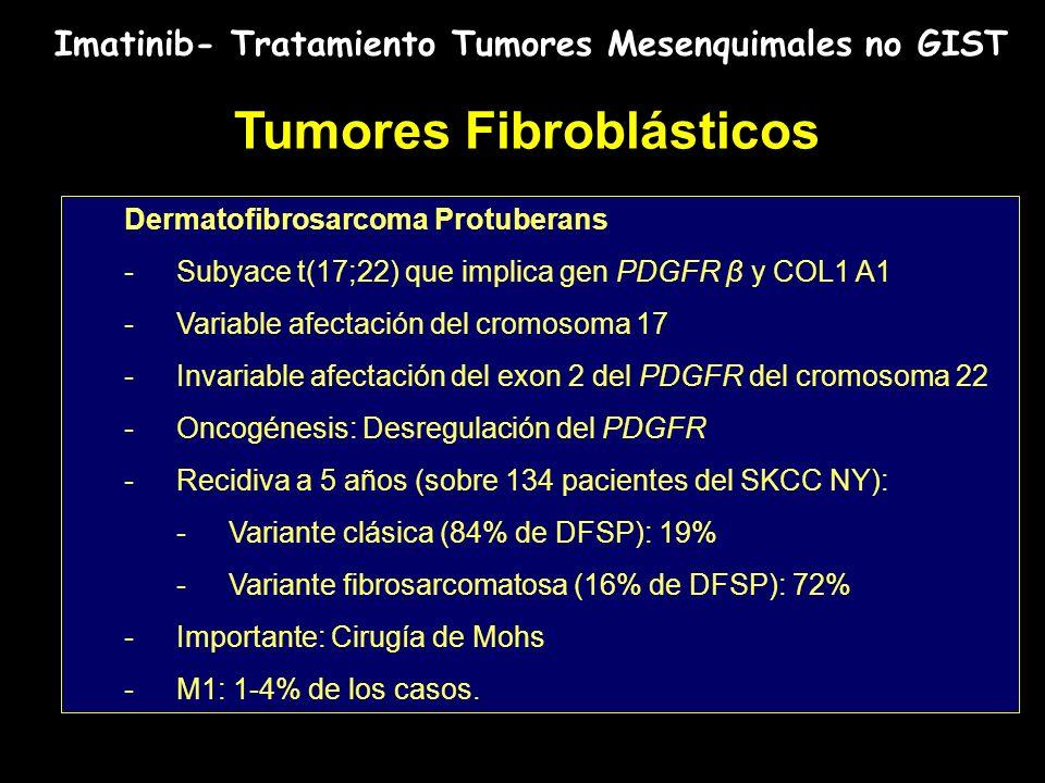 Tumores Fibroblásticos
