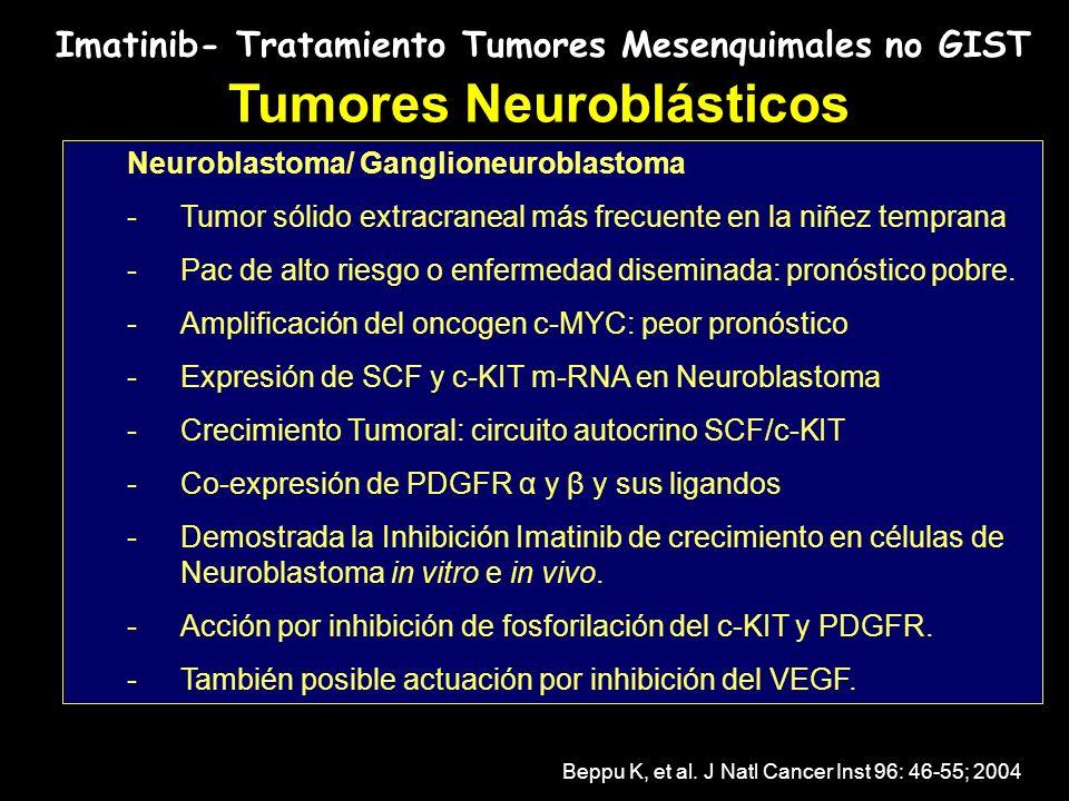 Tumores Neuroblásticos