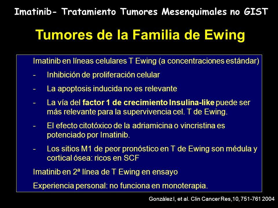 Tumores de la Familia de Ewing