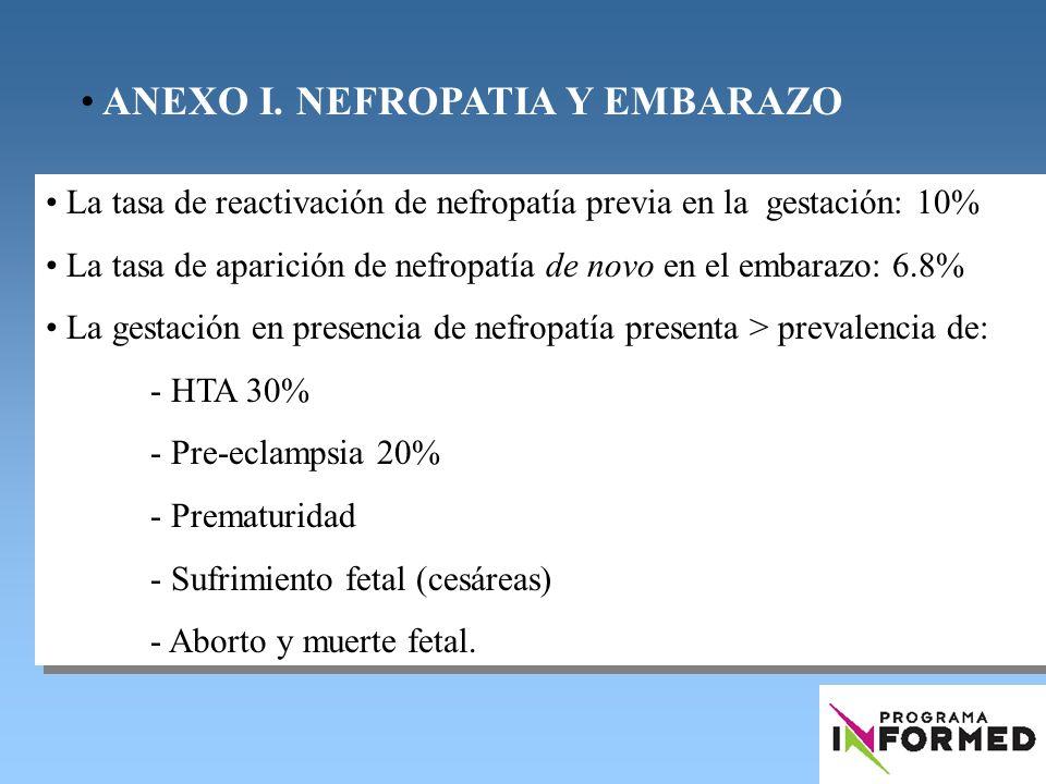 ANEXO I. NEFROPATIA Y EMBARAZO